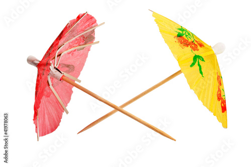 umbrellas cocktail