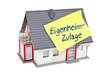 Haus mit Eigenheim-Zulage