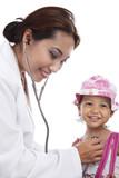 Child medical check-up
