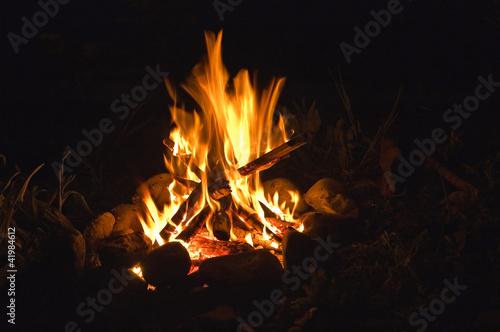 Fototapeten,lagerfeuer,feuer,brennen,brennen