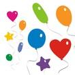 Luftballons - Megaset