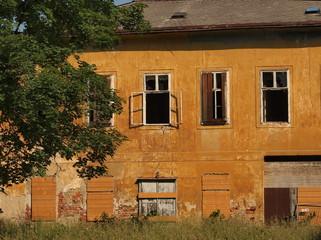 Abrissreifes Haus