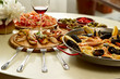 Dinner on table - 41987696