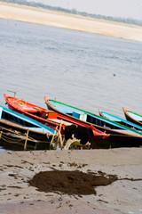 schmutziges Varanasi