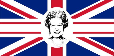 Diamond Jubilee Union Jack flag