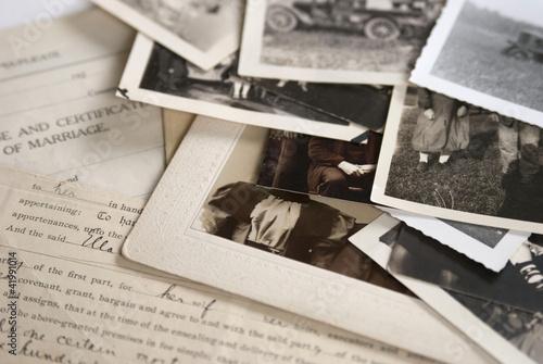 Plakat stary - historia - Inne Przedmioty