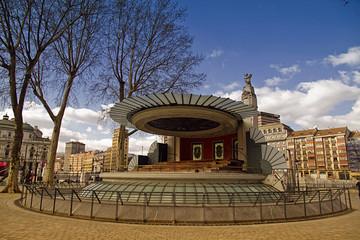 Bilbao classic building