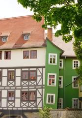 Fachwerkhäuser in Erfurt
