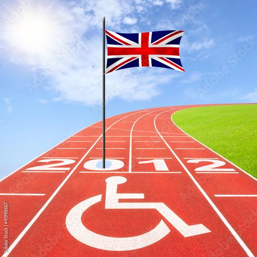 Summer Paralympics 2012