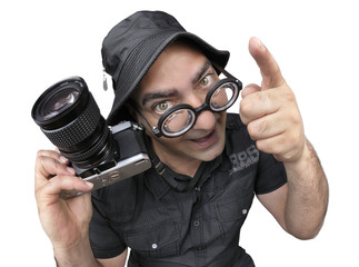 Fotografía analógica.