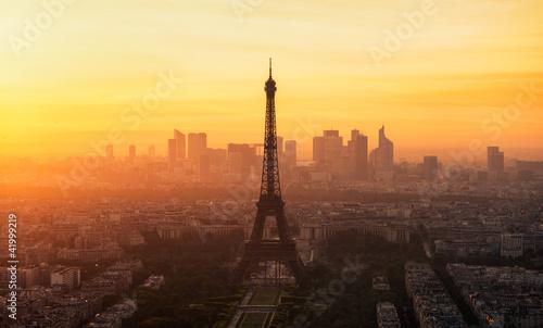 Fototapety, obrazy : Paris Tour Eiffel