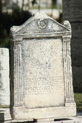 hierapolis death stele