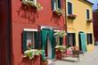 Promenade à Burano