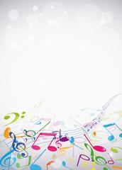 affiche musique