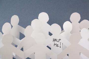 Help Me Paper People