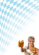 Plakat, Bayern, Bier, Sommerfest, Straßenfest,