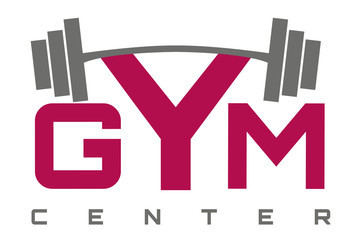 GYM center logo