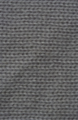 Macro of Knitting Pattern