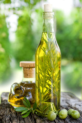 Olivenöl, Rosmarin