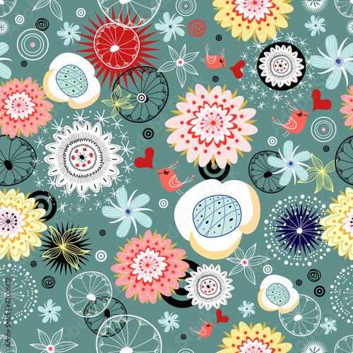 Flower Texture - 42006612