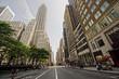 rue animée de new york