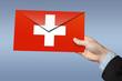 Kuvert Schweiz