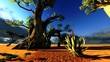 Fototapeten,afrika,welt,eingeborener,affenbrotbäume