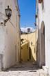 Alleyway. Otranto. Puglia. Italy.