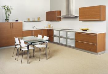 Modern kitchen interior design - COCINA DISEÑO