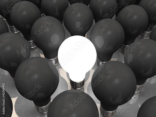 3d model of bulbs