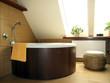 Round bath