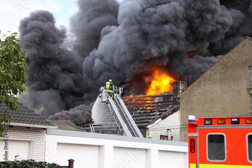 Feuerwehr - Firefighter