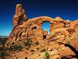 The Beautiful view of Turret Arch