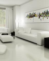 Apartment in Weiß (Focus)
