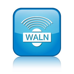 Wi-fi waln web button
