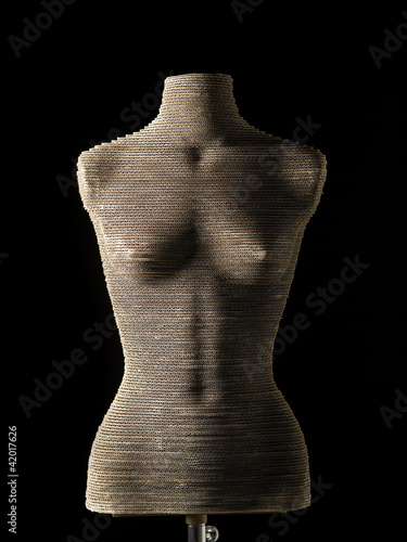 woman's body - mannequin - manichino donna