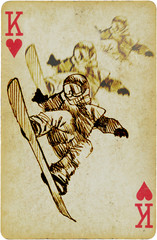 king of snowboarding