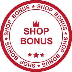 SHOP BONUS