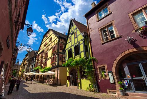 Riquewihr, Alsace (Fr). Riquewihr, Alsace (Fr).