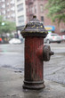 New York City fire hydrant