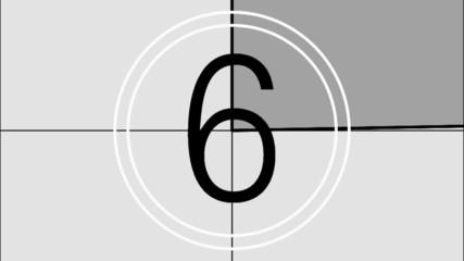 Clean countdown