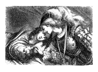 Lovers - 17th century