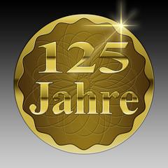 125 jähriges Jubiläum