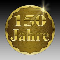 150 jähriges Jubiläum