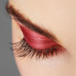 Beautiful Eye Makeup. High quality image