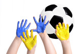 Jubel beim Fußball