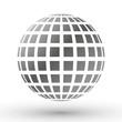 Globe Logo abstrakt