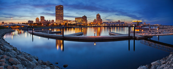 Milwaukee  Panorama.