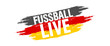 Farbkleckse - Fussball Live