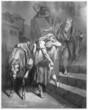 Arrival of the Good Samaritan at the Inn